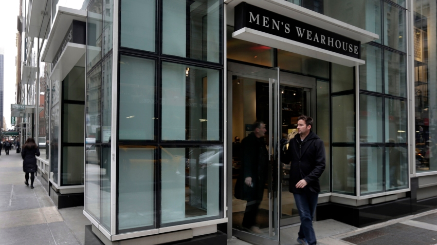 Men�s Wearhouse Jos A Bank