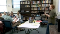 Teachers Explore Mental Health Strategy