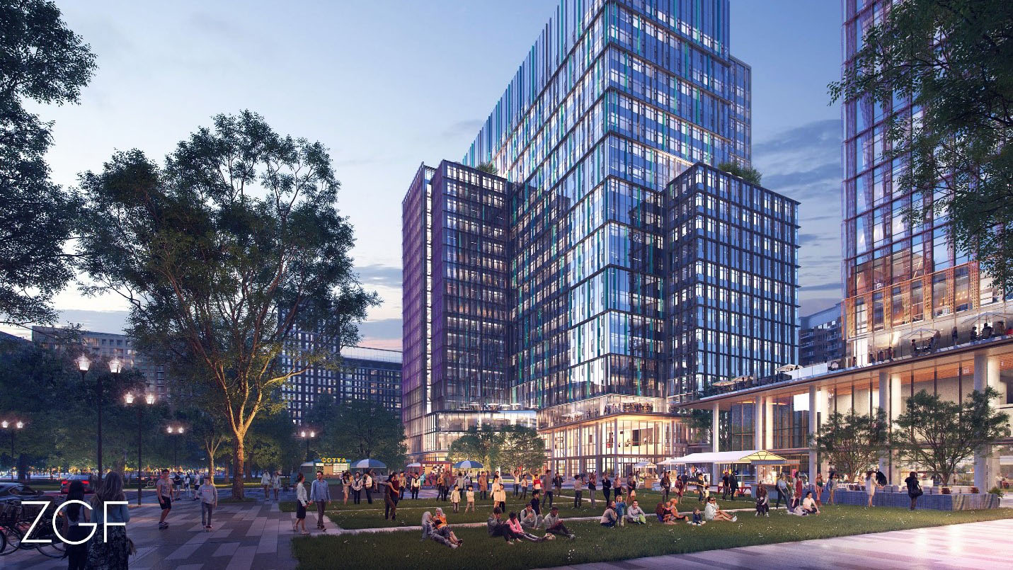 Amazon Gets Green Light for 'Extraordinary' HQ2 Development in Pentagon City