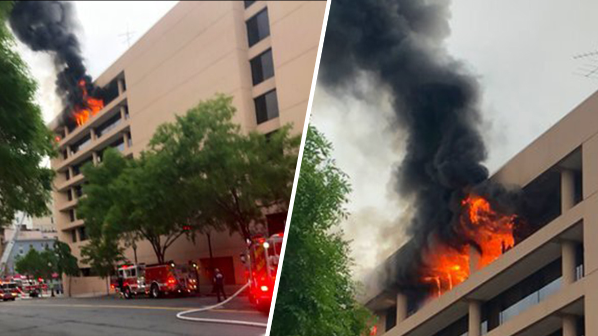 Fire Breaks Out at Metro Headquarters in DC: Firefighters