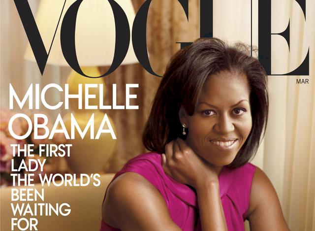Fashion Michelle Obama Vogue