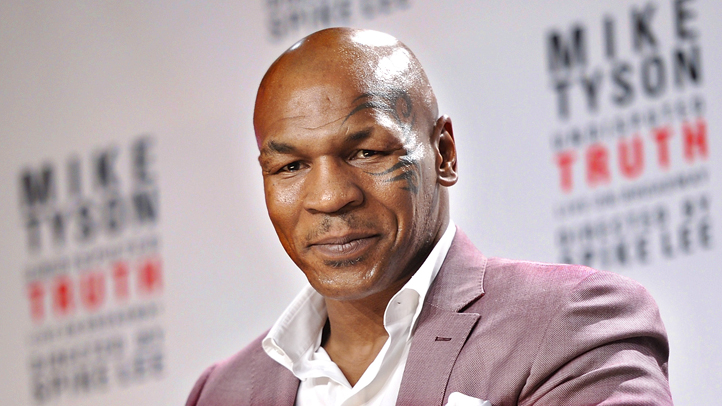 People-Mike Tyson