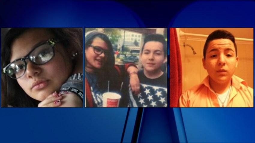 missing fairfax teens