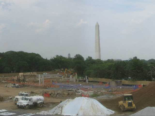 mlk memorial web cam