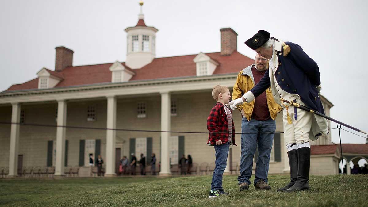 Mount Vernon Yanks Souvenir Washington Dentures Over Slavery Link