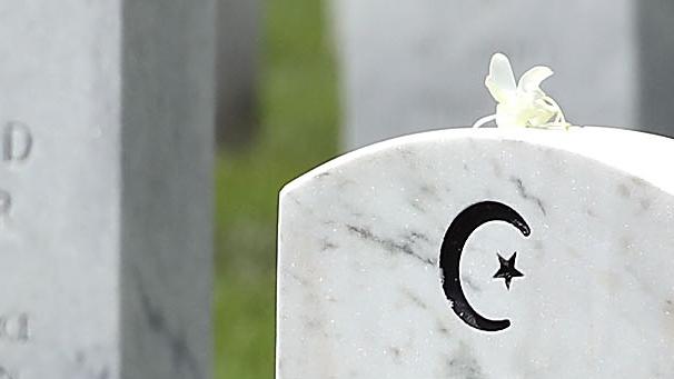 Islamic headstone
