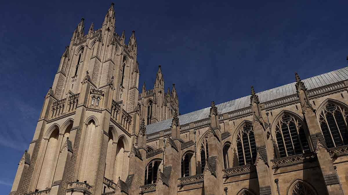 National Cathedral Donates 5,000 Medical Masks Found in Crypt