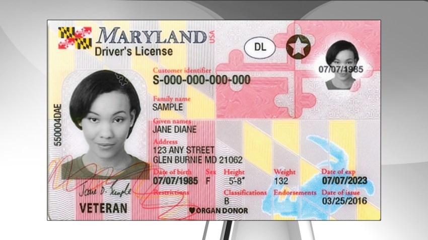 new md license