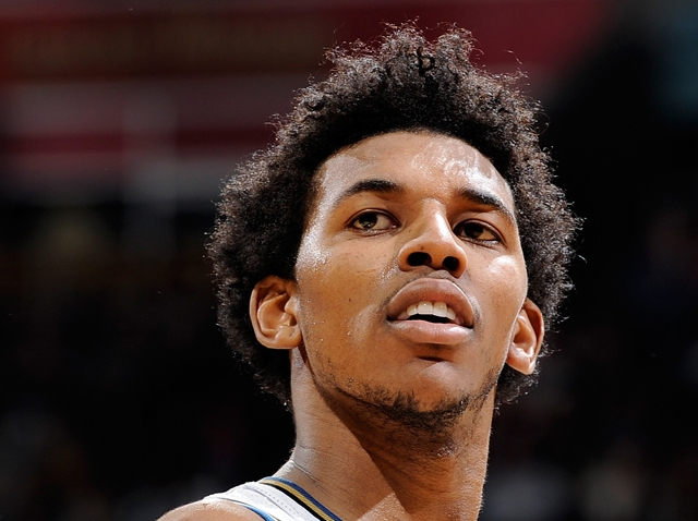 Nick Young Wizards