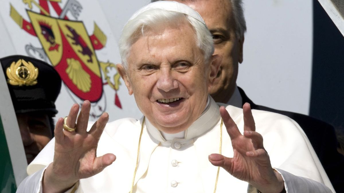 on condoms position Popes