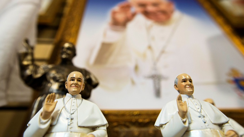 US Pope Visit Washington