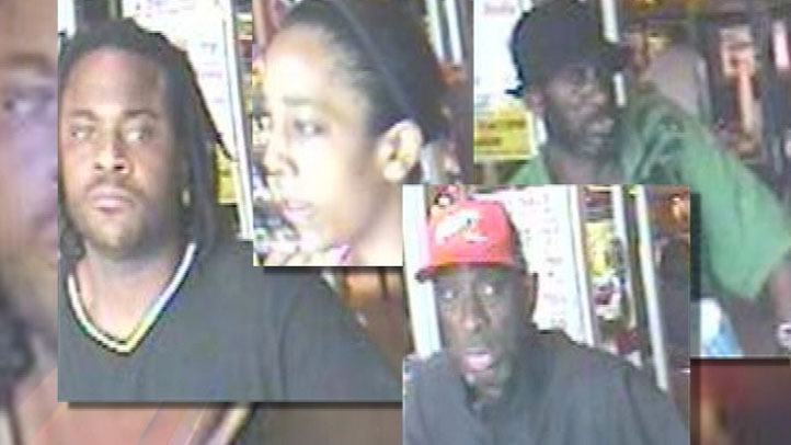 prince georges shoplifters
