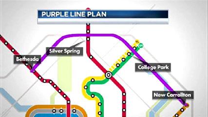 purple line plan