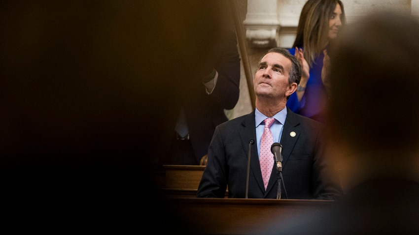 Virginia Governor Northam