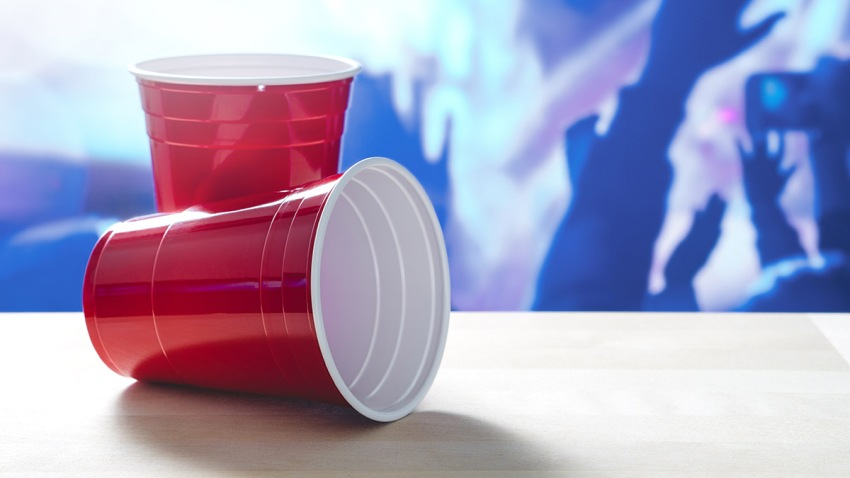 red cups shutterstock_651054889