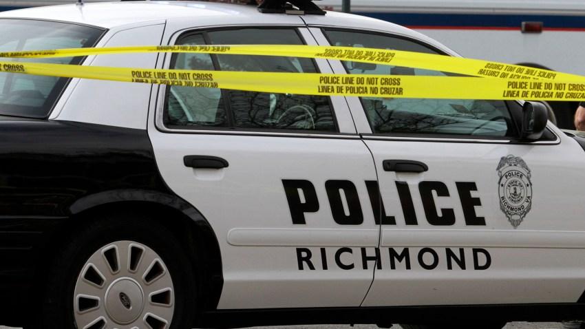 Richmond police car
