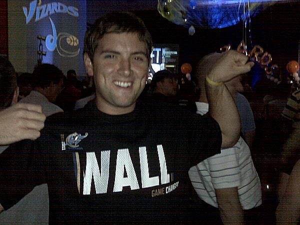russert john wall