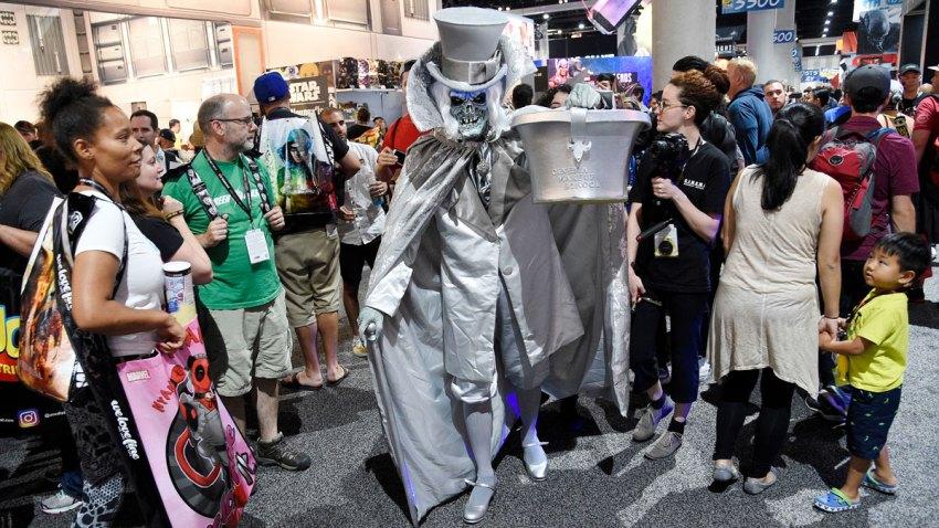 2017 Comic-Con - Preview Night