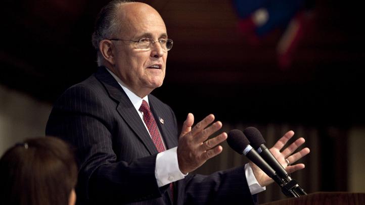 Sept 11 Giuliani
