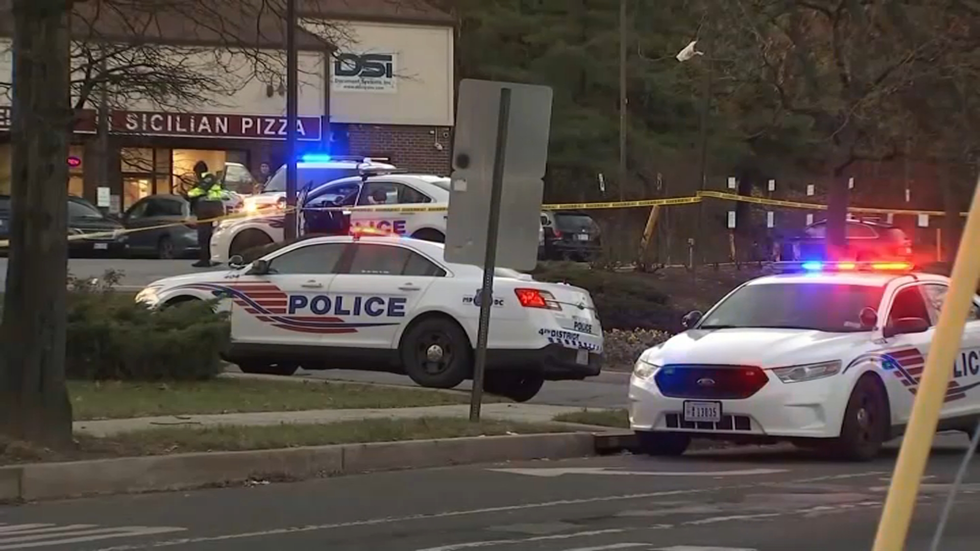 Gunman Fires Shots at 2 Volunteer Officers: DC Police