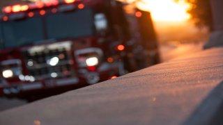 file photo fire truck