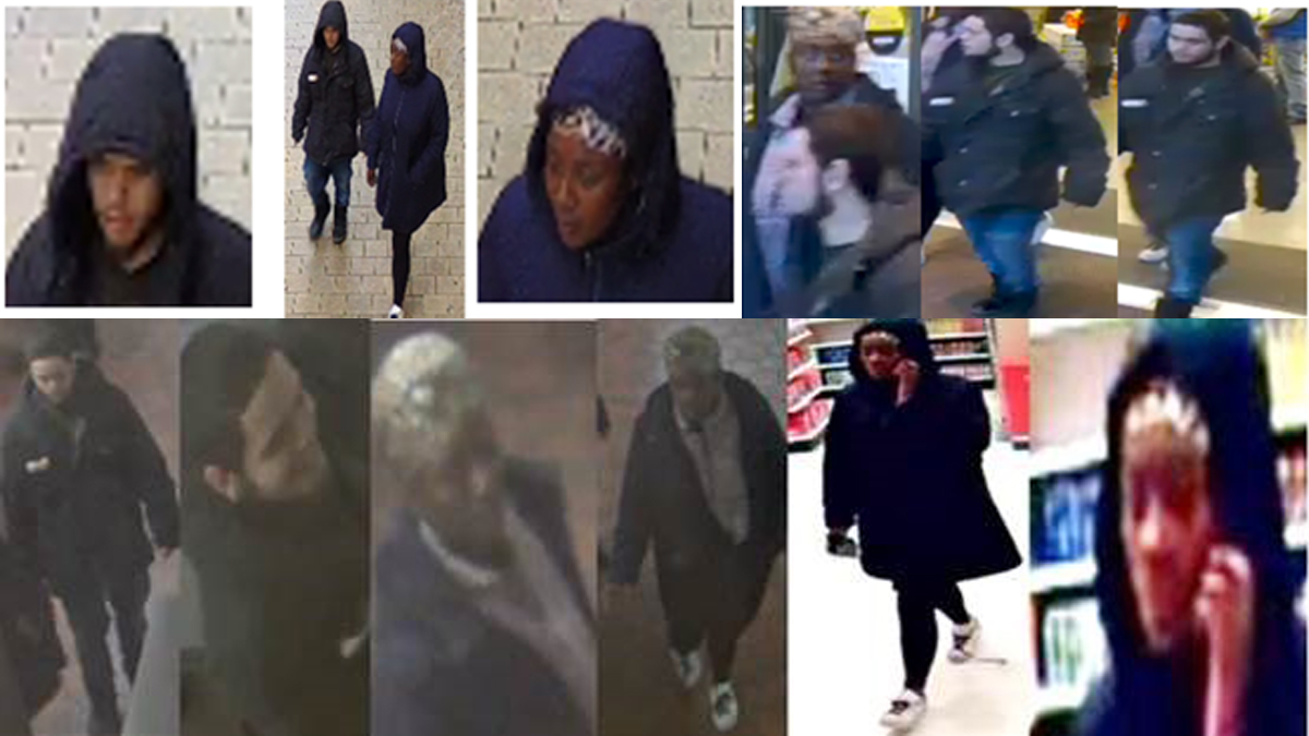 Police Arrest Suspects in DC Robberies, Assaults