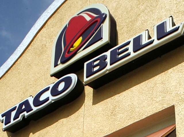 Taco Bell Sign