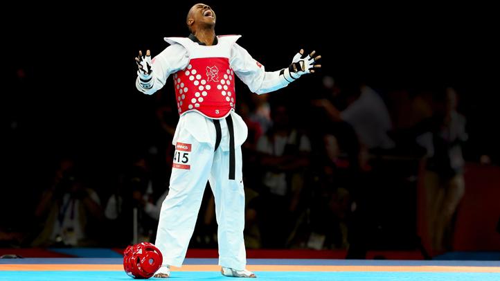 Terrence Jennings Wins Bronze in Taekwondo