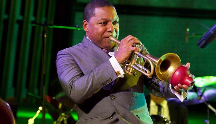 APTOPIX UN Jazz Day