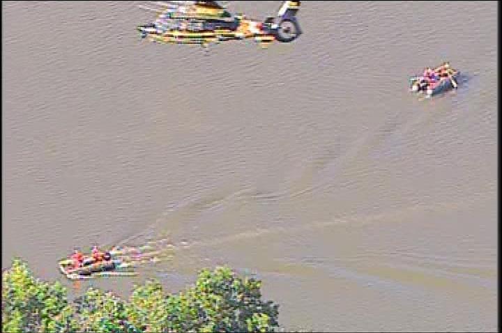 triadelphia reservoir swimmer search