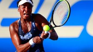 Venus Williams tennis match