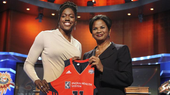 WNBA Draft Basketball