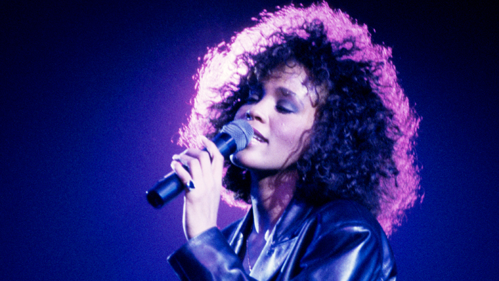 Whitney Houston 1988