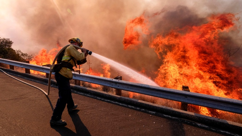 Government Shutdown-Wildfires