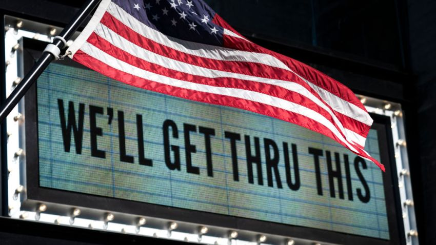 The Anthem marquee