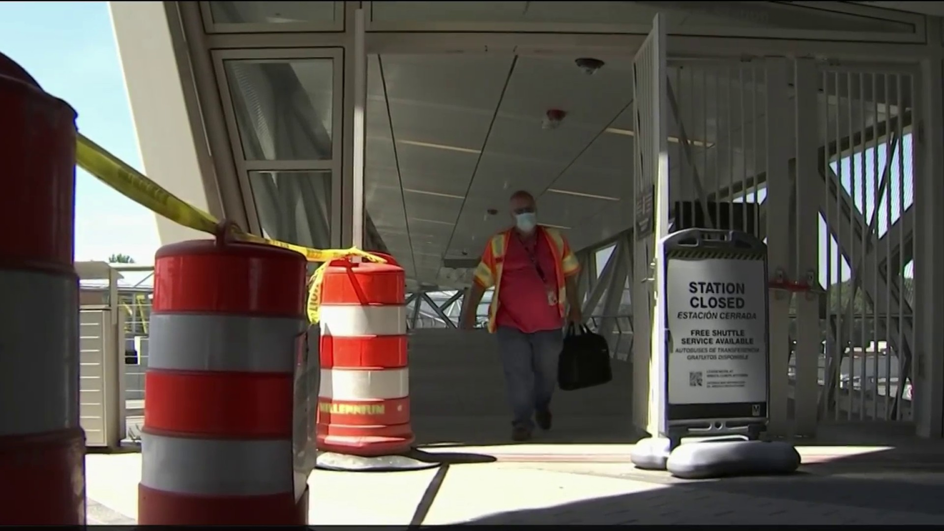 Silver Line Work Accelerating During Pandemic