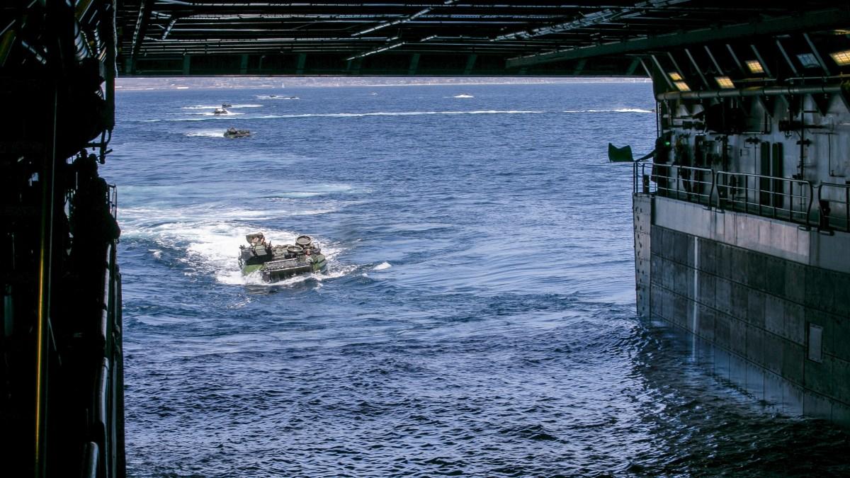 Marine Corps ID's 8 Troops Presumed Dead, 1 Marine Killed After 'Training Mishap'
