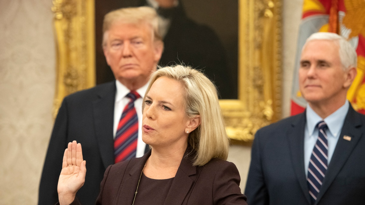 Ex Dhs Chief Claims There Was No Policy To Separate Families