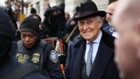 Roger Stone Celebrates After Trump Commutes Ally's Sentence