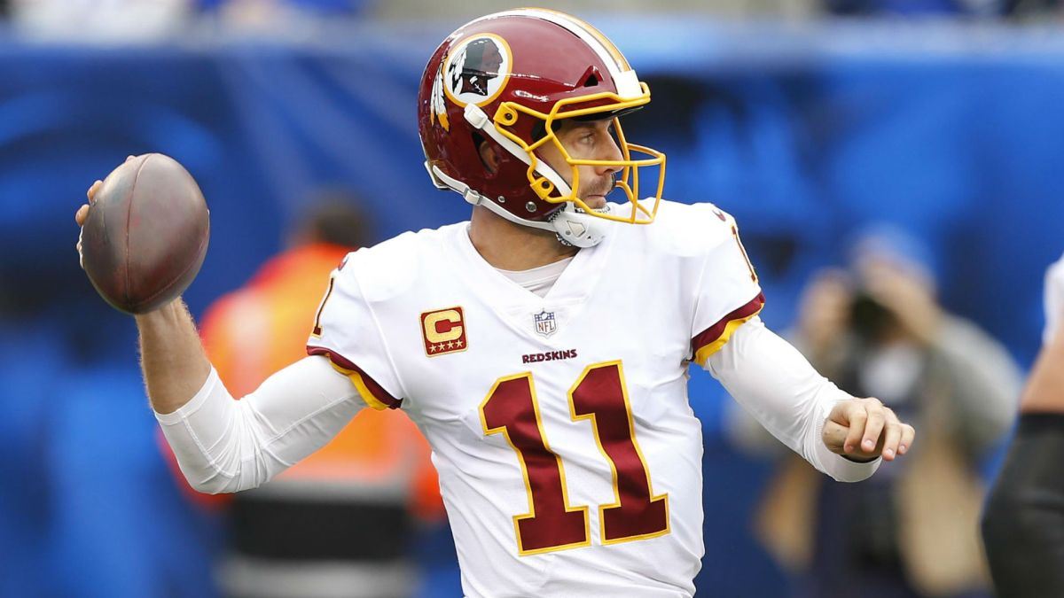 Alex Smith Cleared to Return to Football   Heavy.com