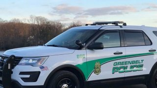 Greenbelt Police Department cruiser