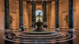 national gallery of art interior