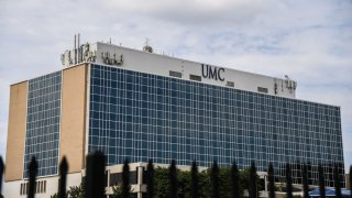 United Medical Center in D.C.