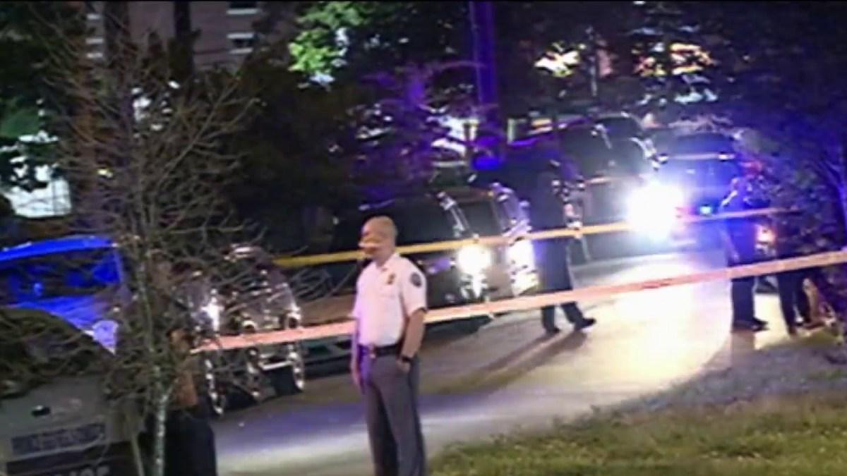 1 Killed In Triple Shooting In Prince George U2019s County
