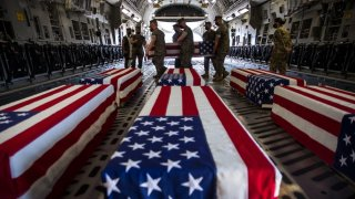 Servicemembers killed in AAV accident