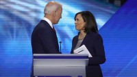How Biden Chose Harris: Inside His Search for a Running Mate
