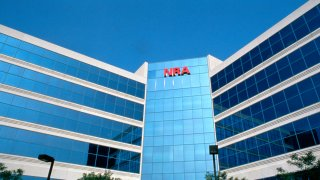 Fairfax, Virginia headquarters of the National Rifle Association
