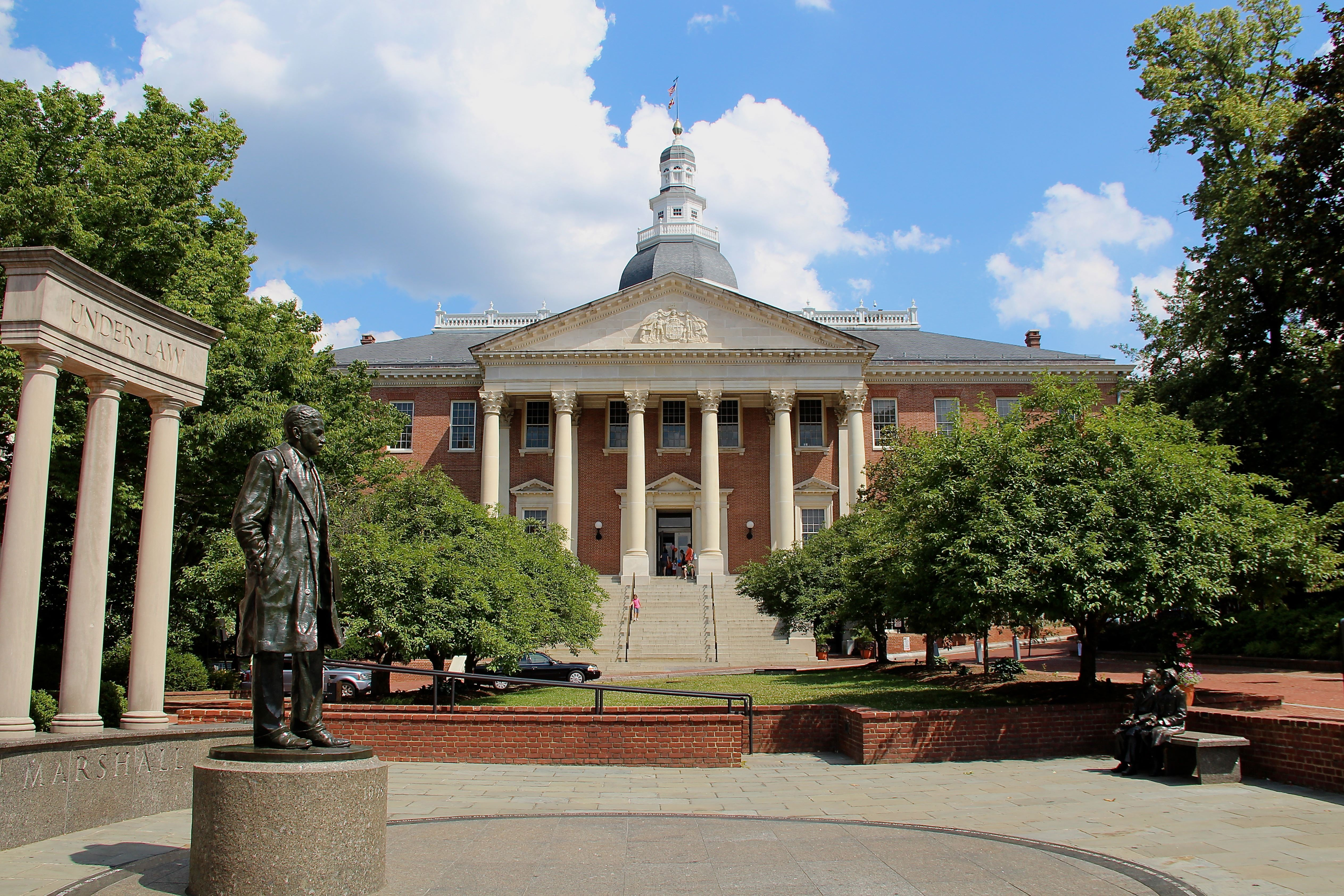 Maryland Lawmakers Begin Session Transformed by COVID-19