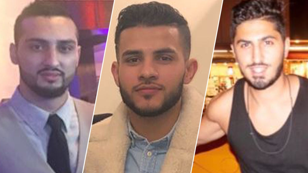 D.C. police are looking for three men who have gone missing over the weekend: Ahmad Noory, 82; Omid Rabani, 23; Mustafa Haidar, 26. The three were last seen Aug. 2.