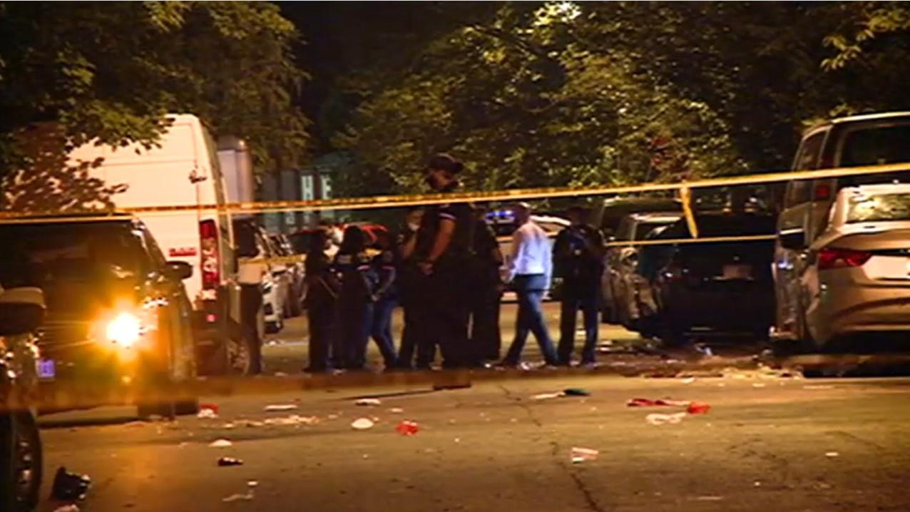1 Dead, 20 Hurt When Gunfire Erupts at DC Block Party